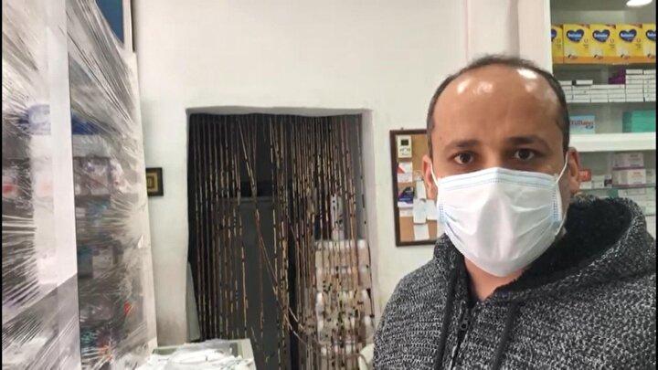 Suruç ve Viranşehir'de bulunan ecaneler koronavirüse karşı aldığı önlem ile müşterilerini şaşırttı.