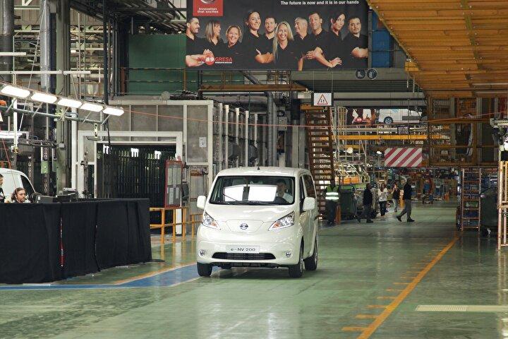Nissan'ın Barselona'daki fabrikası jant tedarikçisinin elinde yeterli ürün bulunmadığı için üretimine cuma günü ara verdi.