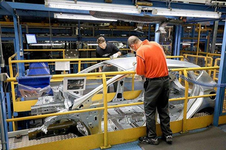 Ford'un ABD dışındaki en büyük tesislerinden biri olan Valencia'da 7 binden fazla çalışan bulunuyor.