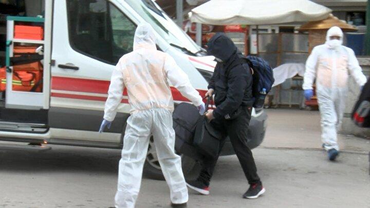 İhbar üzerine gelen polis ekipleri, AŞTİnin giriş ve çıkış kapılarını kapatarak, söz konusu kişiyi bulmak için çalışma yaptı.