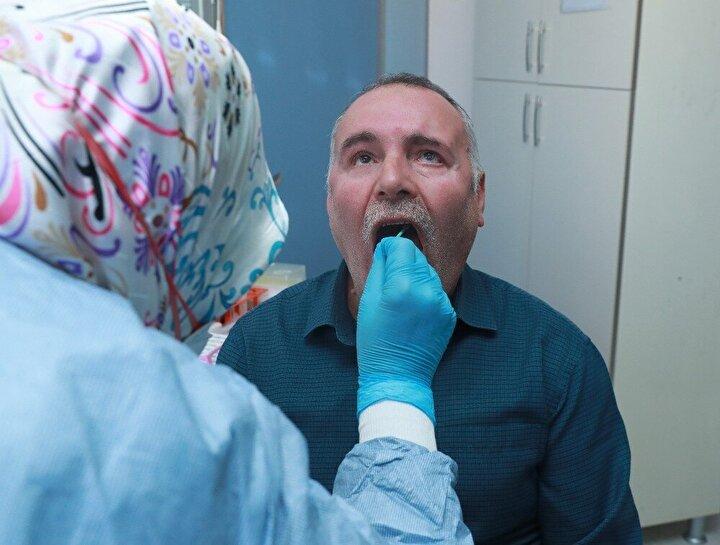 15 dakika sonuç alınabilen tanı kiti temin edilerek Halk Sağlığı Genel Müdürlüğü Viroloji Laboratuvarında tanıtıldı.