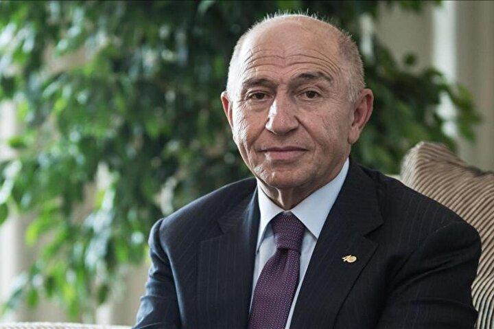 Nihat Özdemir - 69 yaşında