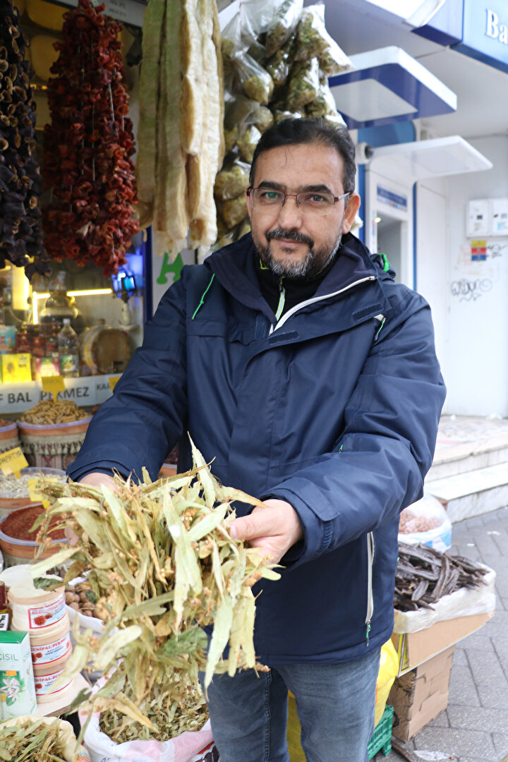 Koronavirüse karşı bitkisel ürünlere talep arttı