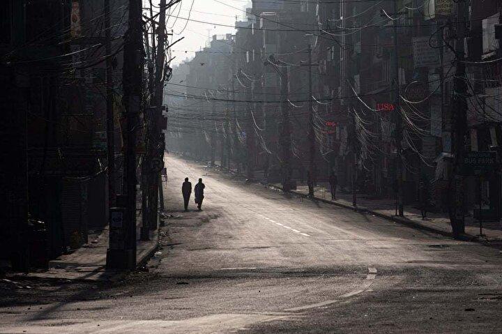 Katmandu, Nepal  Fotoğraf: Narendra Shrestha/EPA