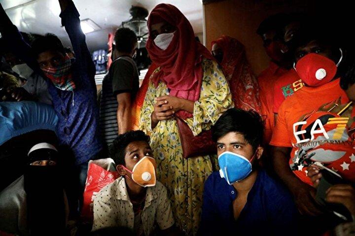 Daka, Bagladeş  Fotoğraf: Mohammad Ponir Hossain/Reuters