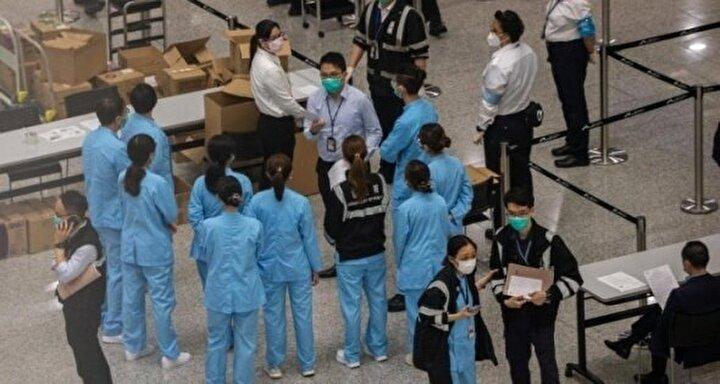 Çinin Yunnan eyaletinde otobüsle yolculuk yapan bir kişinin otobüste hayatını kaybettiği, yapılan test sonucunda hayatını kaybeden kişinin hantavirüsünü taşıdığı belirlendi.