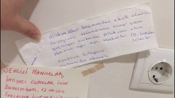 17 Martta Düsseldorftan İstanbula gelerek Fatih Sultan Mehmet Öğrenci Yurdunda karantinaya alınan 23 yaşındaki Başak Nur Yılmaz karantina günlerini şu sözlerle anlattı: