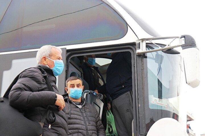 Ukrayna ve Özbekistan'dan Türkiye'ye dönüşleri sağlanan toplam 257 vatandaş daha Sakarya'da karantina altına alındı. Yurtdışından getirilerek Sakarya'da karantina altına alınan vatandaş sayısı ise toplamda bin 749'a ulaştı.