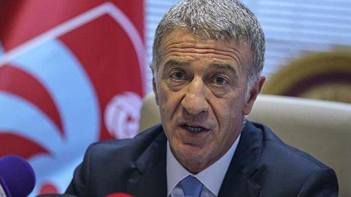 Trabzonspor Başkanı Ahmet Ağaoğlu: Lider olmamıza rağmen hiçbir görüş belirtmedik. Lig bu şekilde tescil edilsin diye bir ifade de kullanırdık ama devlete akıl vermek gibi bir terbiyesizliğin, hadsizliğin içerisinde bulunmadık, bulunmayız. Devletimiz ne diyorsa biz onu yaparız