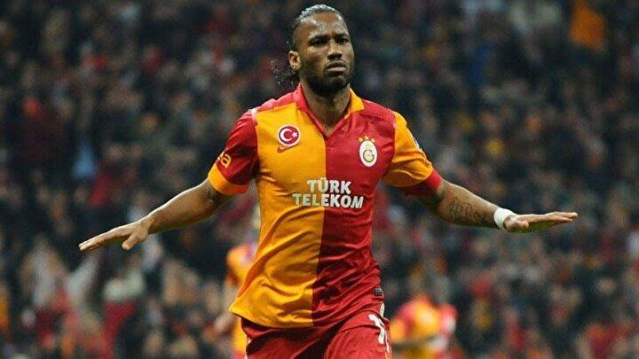 Drogba, Galatasarayda 53 resmi maçta 20 gol attı 13 de asist yapma başarısı gösterdi. Fildişili futbolcu sarı kırmızılılarda geçirdiği 1.5 sezonda 1 Süper Lig 1 Türkiye Kupası ve 1 Süper Kupa kazandı.