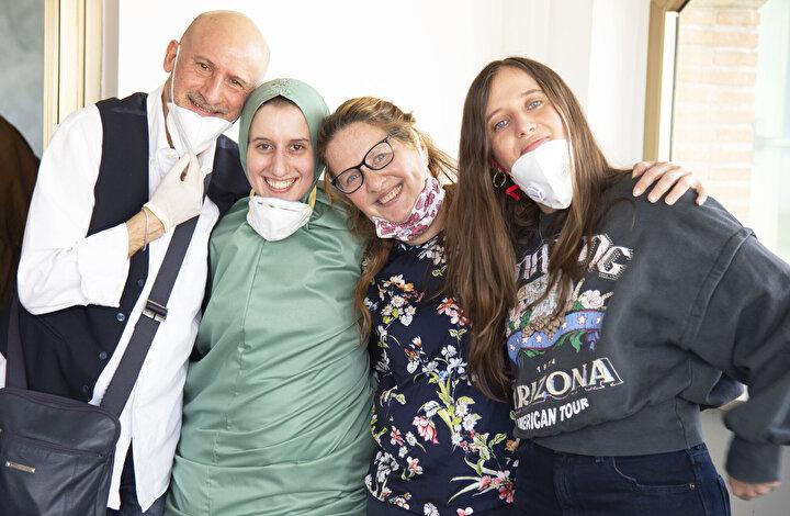 İtalyan basınında çıkan haberlerde, Romano'nun Africa Milelel Onlus isimli yardım kuruluşunda gönüllü olarak çalıştığı ve bir süredir bu amaçla Kenya'da bulunduğu belirtilmişti.