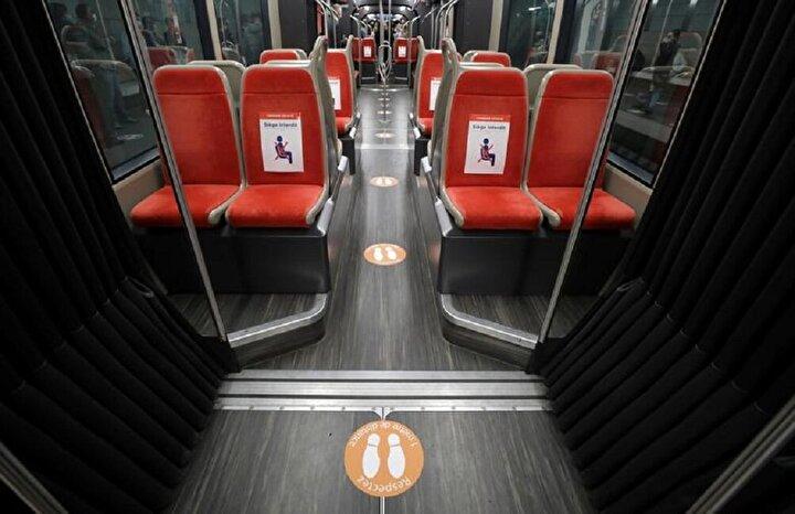 Fransa toplu taşıma araçları.