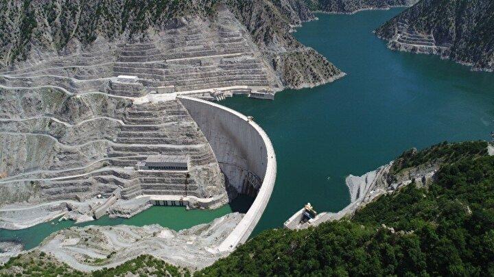 Muratlı Barajında yapıldığı günden bugüne kadar 5 milyar 907 milyon kWh enerji üretilerek milli ekonomiye 1 milyar 358 milyon 610 bin TL katkı sağlandı.