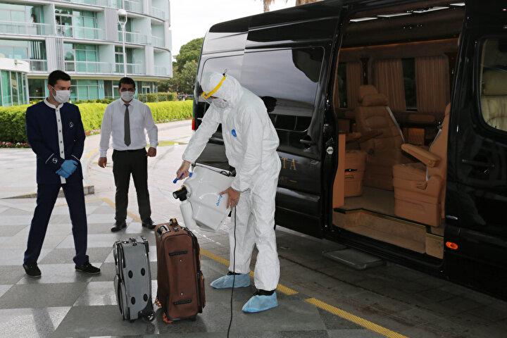 Korona sonrası otellerde anahtarsız tatil