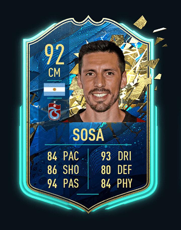 Jose Sosa (Trabzonspor)