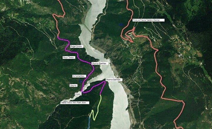 Artvin Çoruh Ekoturizm Yönetim Planı' Genel Müdürlüğünce onaylanırken, Artvin Valiliği'nin destekleriyle proje ile ilgili çalışmalar başladı.