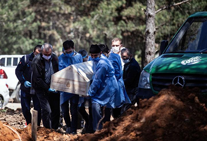 Yakınlarını kaybeden insanlar, yapılacak cenaze işlemlerinin dini ritüellere uygun olup olmadığı ve hangi mezarlıklara gömüleceği konusunda endişe taşıyabiliyor.