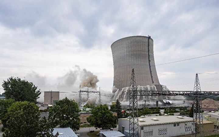 Nükleer enerji ülkenin toplam enerji ihtiyacının yüzde 28ini karşılıyor.