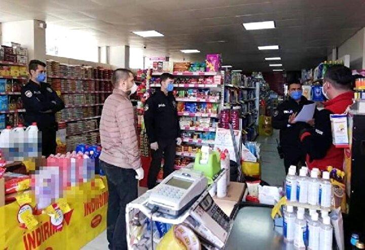 Rehbere göre, gıda satış yerlerinde çalışanlar Kovid-19 bulaşma yolları ve korunma önlemleri konusunda bilgilendirilecek
