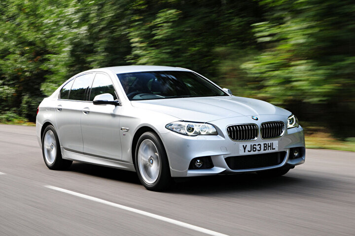 2011 model BMW 520d Msport.
