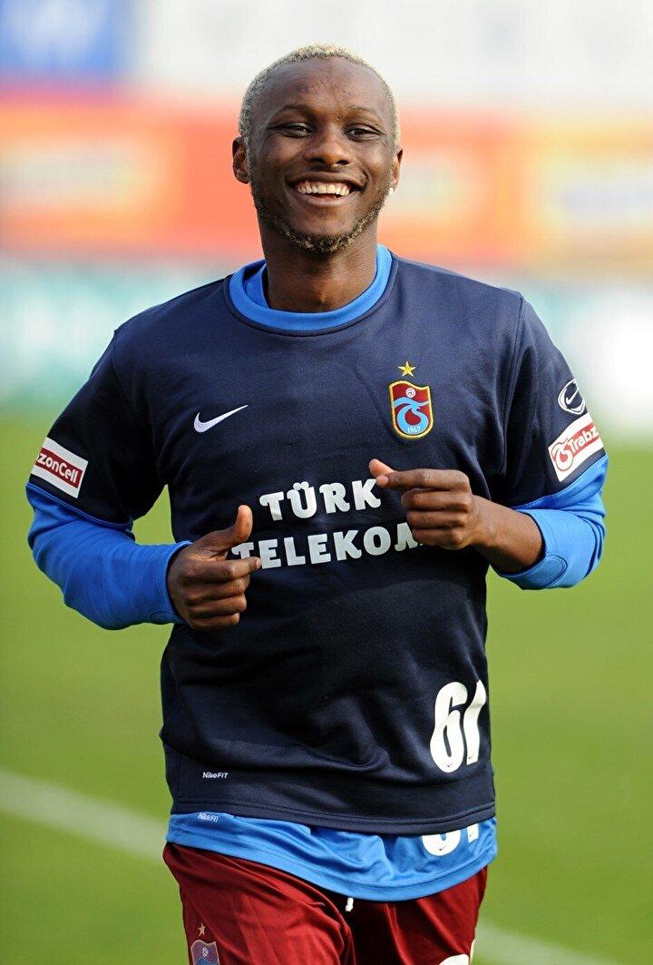 Trabzonspora transferi hakkında; Gineden sonra Belçikaya gittim. 3. seneden sonra Trabzonspor beni transfer etti. Özellikle 1 maç oynadım, Özkan Sümer beni izlemeye gelmişti. Maçtan sonra beni beğendiğini söyledi. Sonra kulüp başkanı beni aradı, Seni bir takım istiyor, anlaştık diye. Sonra Trabzonspora geldim dedi.