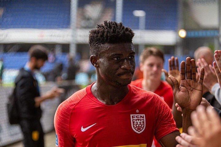 Orta sahada görev alan Mohammed Kudus, bu sezon çıktığı 22 karşılaşmada 10 gol ve 1 asistle oynadı.