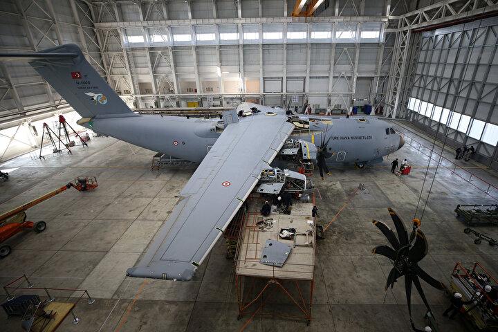 Türk Silahlı Kuvvetlerinin taktik ve ulaştırma kabiliyetlerini artıran ve Koca Yusuf olarak bilinen A400M uçaklarının hafif ve ağır bakımları, Airbus tesisleri dışında sadece Kayseri 2nci Hava Bakım Fabrika Müdürlüğünde gerçekleştiriliyor.