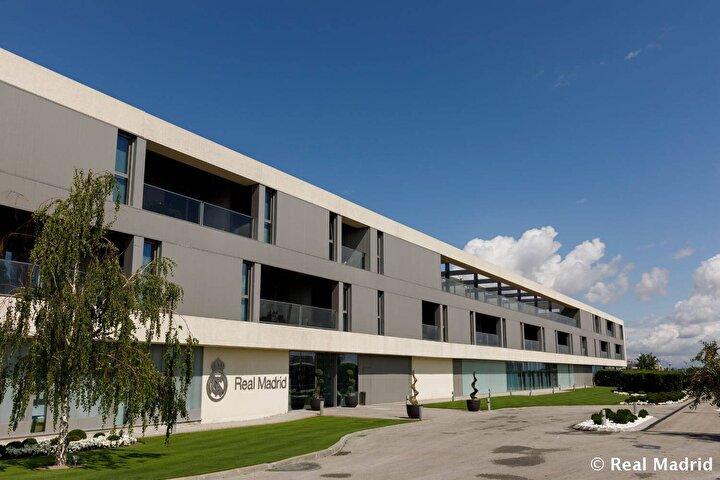 57 odalı A takım oteli futbolcular için ligin son haftaları için özel bir şekilde hazırlanacak.