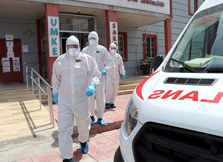 Vanda bazı vatandaşların hastane için izin alıp akraba ziyareti gerçekleştirdiği belirlendi