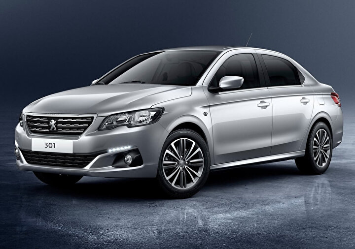 Peugeot 301 1.6 HDI 2017 (Active)