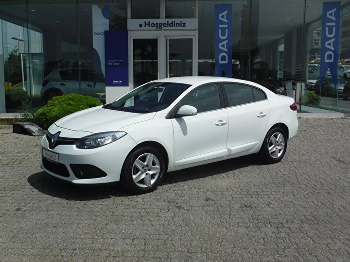 Renault Fluence 1.5 DCI 2015 (Touch (90 HP)