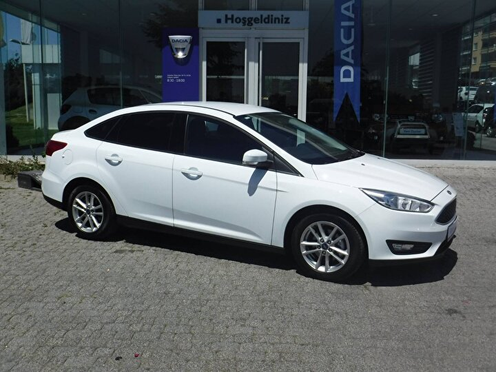 Ford Focus 1.6 TDCI 2017 (Trend X)