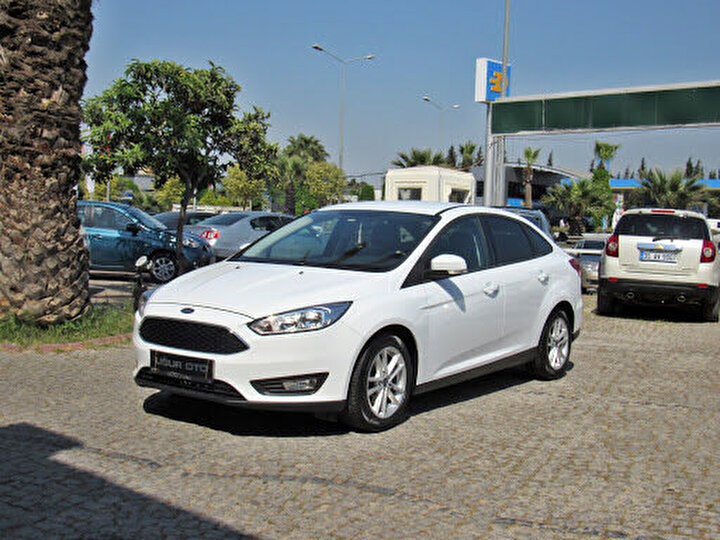 Ford Focus 1.6 TDCI 2016 (Trend X)