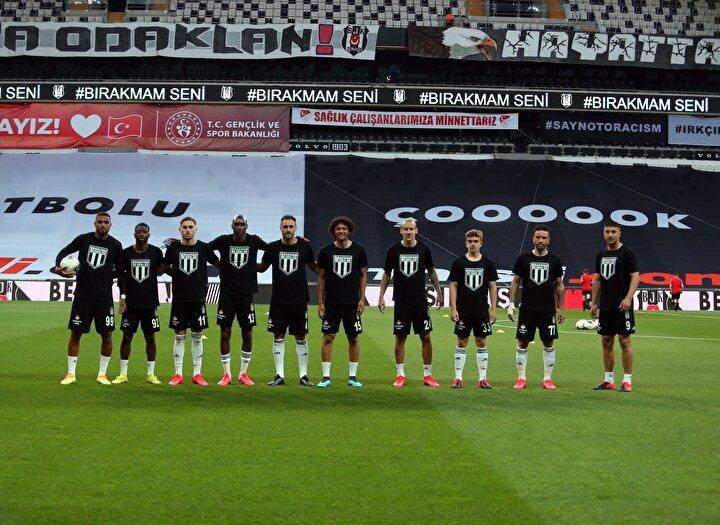 Beşiktaşın Antalyaspor karşısındaki 11i