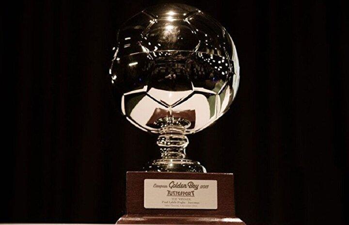 İtalyan Tuttosport gazetesinin, 2003 yılından bu yana her yıl 21 yaş altı oyuncular için düzenlediği Golden Boy Ödülü adayları açıklandı.