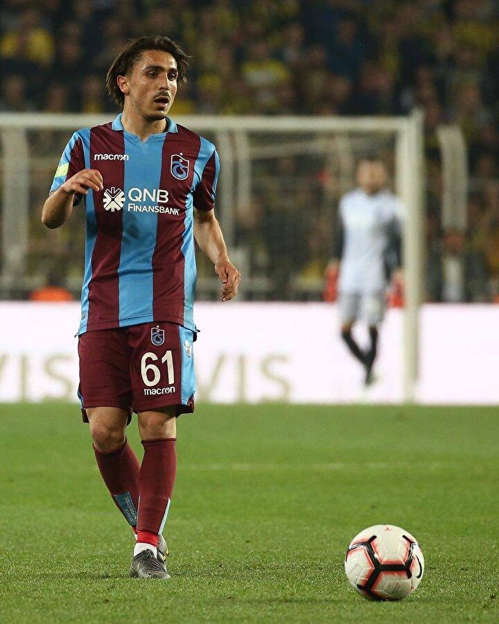 Trabzonsporlu Abdülkadir Ömür, Golden Boyun 2019 adayları arasında yer almıştı.