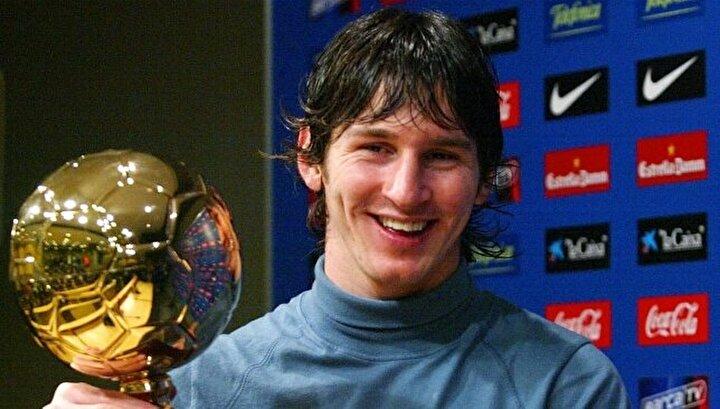 Lionel Messi, 2005 yılında bu ödüle layık görülmüştü.