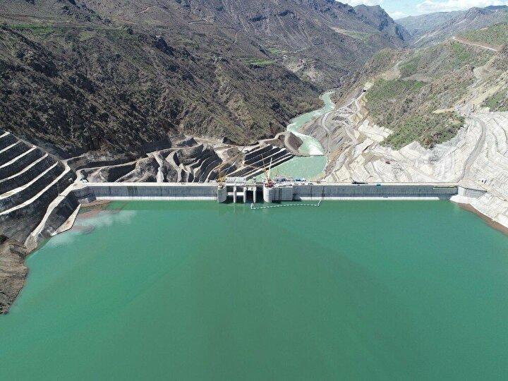 Ilısu Barajında enerji üretimine başlanmasının ardından bir güzel haber de Siirtten geldi.