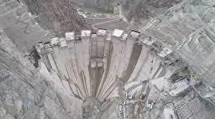 Baraj ve hidroelektrik santrali milli ekonomiye yıllık 1,5 milyar lira katkı sağlayacak.