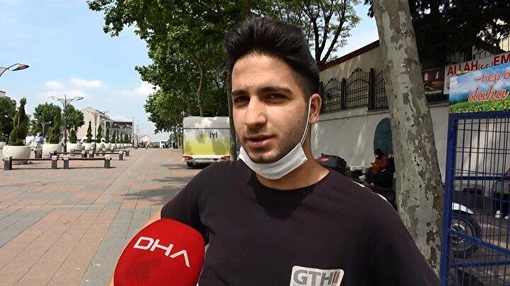 Sağlık Bakanlığı Bilim Kurulunun önerileri doğrultusunda alınan kararın ilk günü Sultangazide bazı vatandaşlar kurallara uyarken, bazı vatandaşlar ise maske zorunluluğuna uymadıkları görüldü.