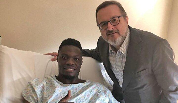 Ameliyat masasına yatan oyuncu tedavi ve reabilitasyon sürecinin ardından 1 Aralık 2019 oynanan Galatasaray maçıyla sahalara döndü.