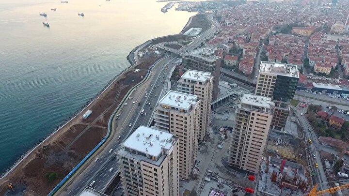 İstanbulda nüfusu 150 binin üzerinde olan 36 ilçeden 14ünde konut satışları artarken, 22sinde ise azalma gösterdi.