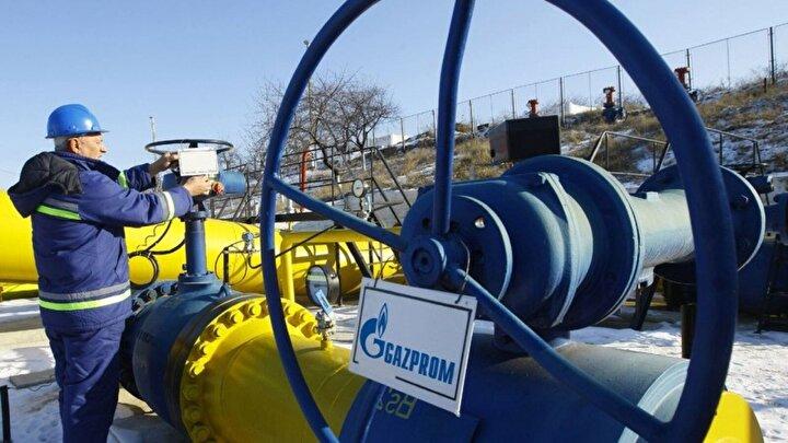 38 trilyon metreküple en fazla doğal gaz rezervi Rusyada yer alıyor.