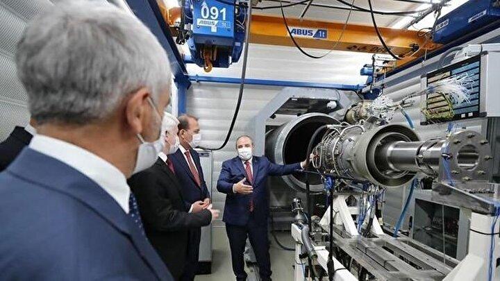 Şu ana kadar iki adet üretilen TJ300 motorundan, yıl sonuna kadar üç adet daha üretilmesi planlanıyor.