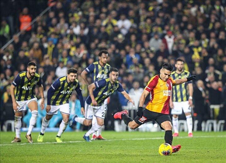 Süper Ligde son 3 sezonda penaltı atışlarında zirvede Galatasaray bulunuyor.