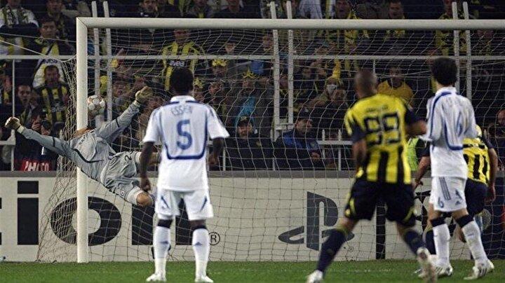 Emre Tilev: Deivid! Allahım gole bak. Avrupa sahalarında şapka da çıkartın, ayakta da durun, selam da verin (Fenerbahçe-Chelsea maçı)