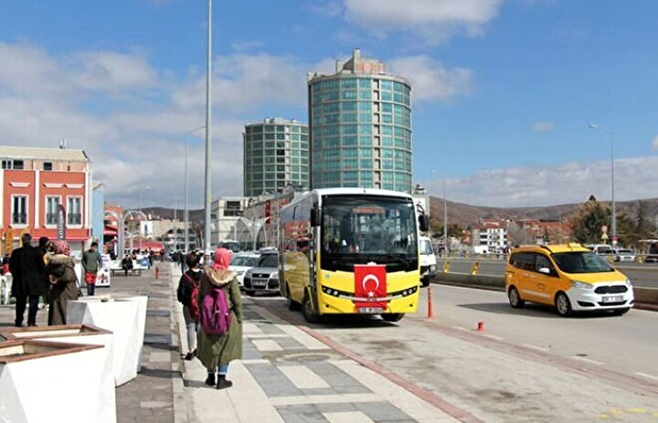 Aksaray- Şehrin mutluluk düzeyi: Yüzde 67,84