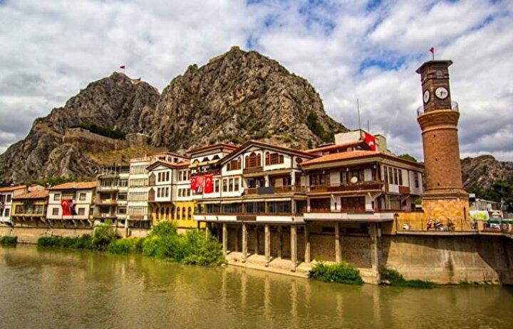 Amasya- Şehrin mutluluk düzeyi: Yüzde 66,02