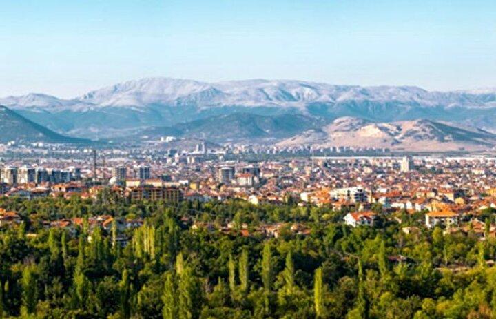 Isparta- Şehrin mutluluk düzeyi: Yüzde 70,35