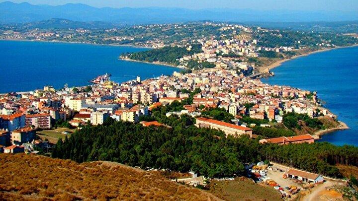 Sinop- Şehrin mutluluk düzeyi: Yüzde 77,66